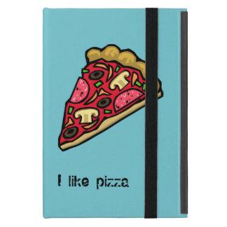 Étui iPad Mini Mini caisse de pizza d'Ipad