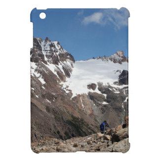 Étui iPad Mini Montagnes de parc national de glacier, Argentine 2