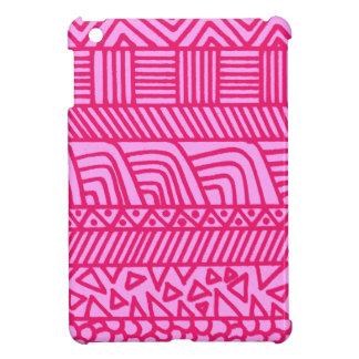 Étui iPad Mini motif rose