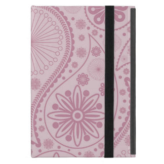 Étui iPad Mini Motif rose de Paisley