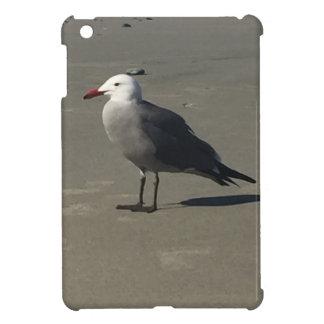 Étui iPad Mini Mouette sur la plage