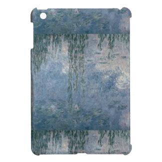 Étui iPad Mini Nénuphars de Claude Monet | : Saules pleurants,