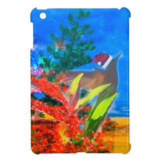 Étui iPad Mini Oiseau et nature dans Noël