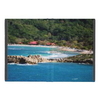Étui iPad Mini Paradis tranquille Labadee Haïti d'île
