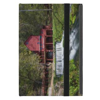 Étui iPad Mini Paysage de moulin à eau de Hodgson