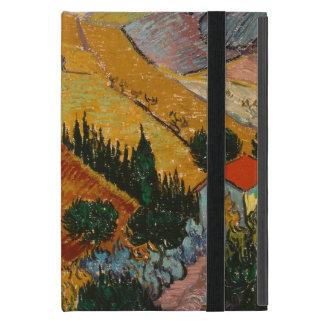 Étui iPad Mini Paysage de Vincent van Gogh | avec la Chambre et