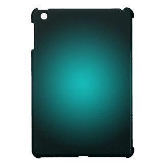 Étui iPad Mini Personnalisez - l'arrière - plan turquoise de
