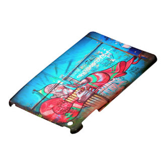 Étui iPad Mini Péruviens Flut d'exclusivités de cool d'art de rue