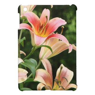 Étui iPad Mini Photographie florale de jardin de fleurs