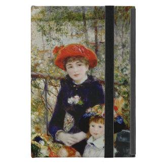 Étui iPad Mini Pierre un Renoir | deux soeurs, ou sur la terrasse