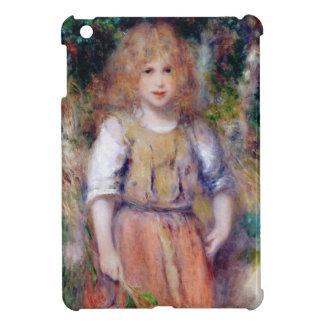 Étui iPad Mini Pierre une fille gitane de Renoir |