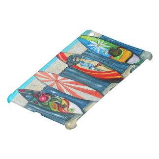 Étui iPad Mini Plage de planches de surf