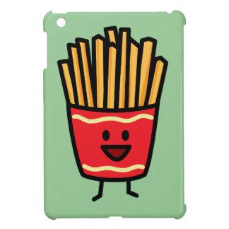 Étui iPad Mini Pommes frites heureuses