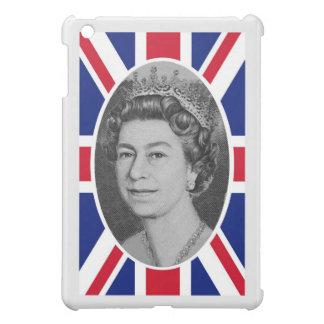 Étui iPad Mini Portrait de jubilé de la Reine Elizabeth