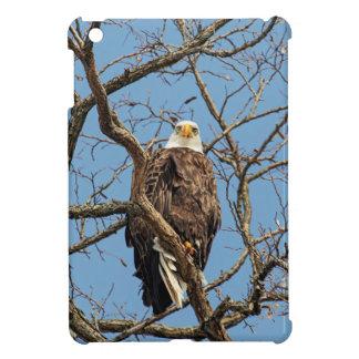Étui iPad Mini Portrait d'Eagle chauve