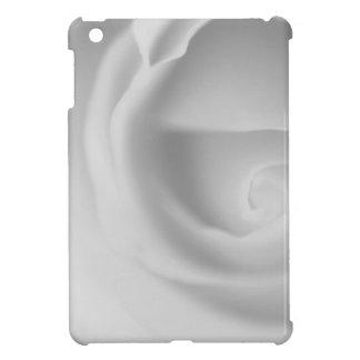 Étui iPad Mini Rose blanc