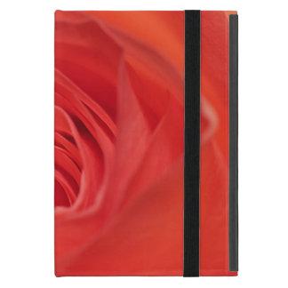 Étui iPad Mini Rose rouge