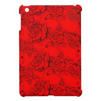 Étui iPad Mini Roses sexy