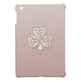 Étui iPad Mini Shamrock chanceux irlandais élégant chic