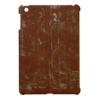 Étui iPad Mini Vieille photo de forêt de ressort