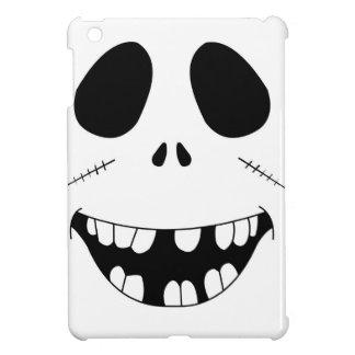 Étui iPad Mini Visage de sourire de zombi