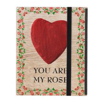 Étui iPad You d'acres my rose