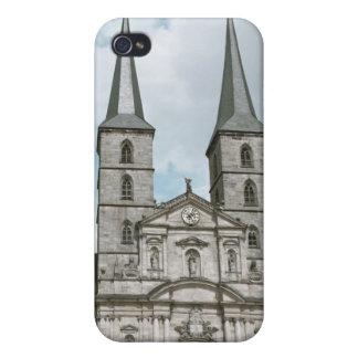 Étui iPhone 4/4S Abbaye de Michaelsberg à Bamberg