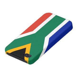 Étui iPhone 4/4S Drapeau de l'Afrique du Sud