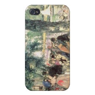 Étui iPhone 4/4S Pierre un Renoir   se baignant sur la Seine