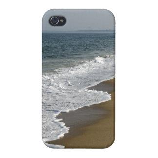 Étui iPhone 4/4S Ressacs sur la plage