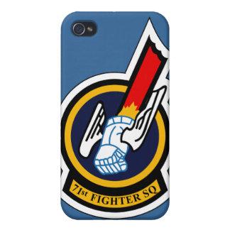Étui iPhone 4/4S soixante-et-onzième Escadron de chasse