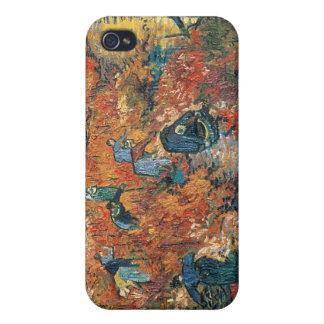 Étui iPhone 4/4S Vignobles de rouge de Vincent van Gogh | chez