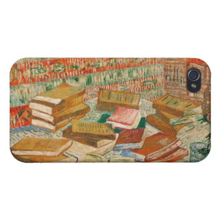 Étui iPhone 4/4S Vincent van Gogh | les livres jaunes, 1887