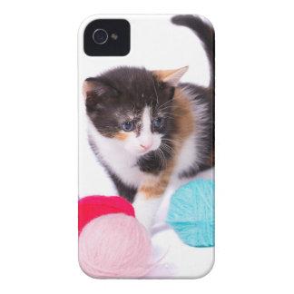 Étui iPhone 4 À Kitten