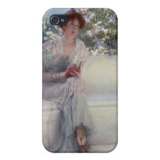 Étui iPhone 4 Alma-Tadema | l'année est au ressort