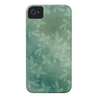 Étui iPhone 4 Arrière - plan vert