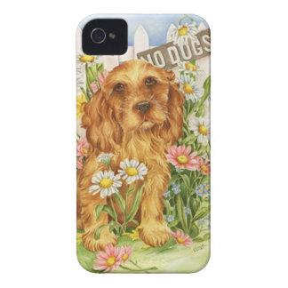 Étui iPhone 4 Aucuns chiens !