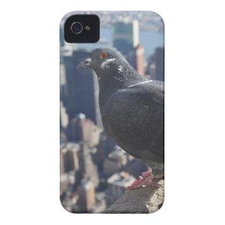 Étui iPhone 4 Ciel de New York City Manhattan Etats-Unis