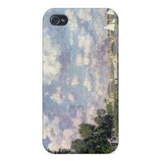 Étui iPhone 4 Claude Monet | la marina à Argenteuil, 1872