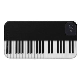 Étui iPhone 4 Clés de clavier de piano