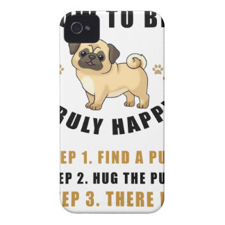 Étui iPhone 4 comment être découverte véritablement heureuse