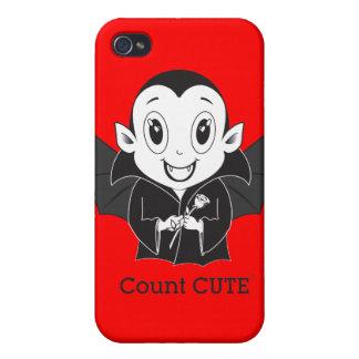 Étui iPhone 4 Compte Cute®