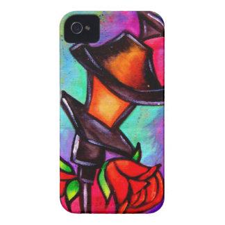 Étui iPhone 4 Courrier de rue de la Nouvelle-Orléans