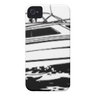Étui iPhone 4 Croiseur de bateau de vitesse