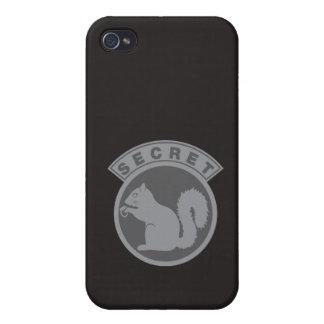 Étui iPhone 4 Écureuil secret