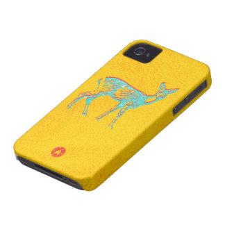 Étui iPhone 4 Esprit de cerfs communs