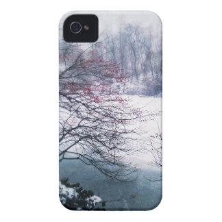 Étui iPhone 4 Étang de Milou dans le Central Park
