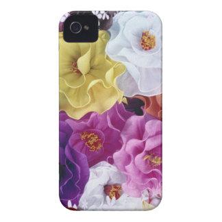 Étui iPhone 4 Fleurs de ressort