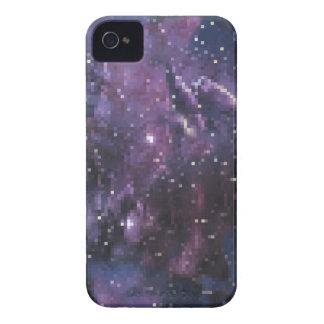 Étui iPhone 4 galaxy pixels