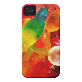 Étui iPhone 4 gomme de gelée